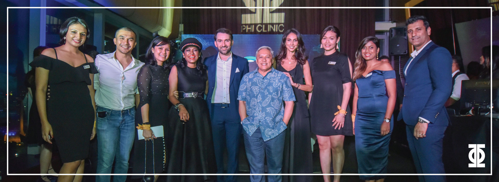 PHI Clinic Malaysia's special event 2019